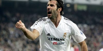 11. Luis Figo Foto: Getty Images