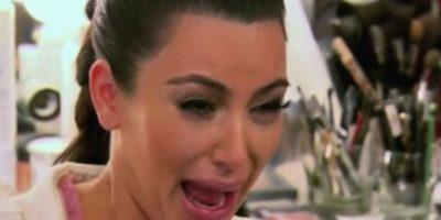 """En uno de los clips del reality de Kim Kardashian, se le oye claramente decir """"Yo le compré a Kendall una carrera"""" Foto:Tumblr"""