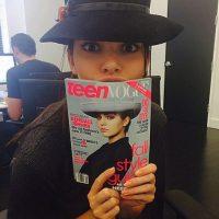 15. Kendall fue aceptada desde el principio por las casas de moda. Sobre todo por su look. A Kim esto le pasó luego de que se casó con Kanye West. Foto:Instagram/Kendall Jenner