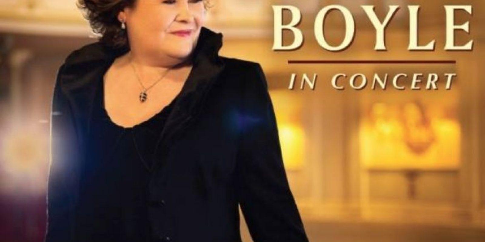 Era una cantante escocesa relegada por su sociedad y por su apariencia. Foto:vía Facebook/Susan Boyle