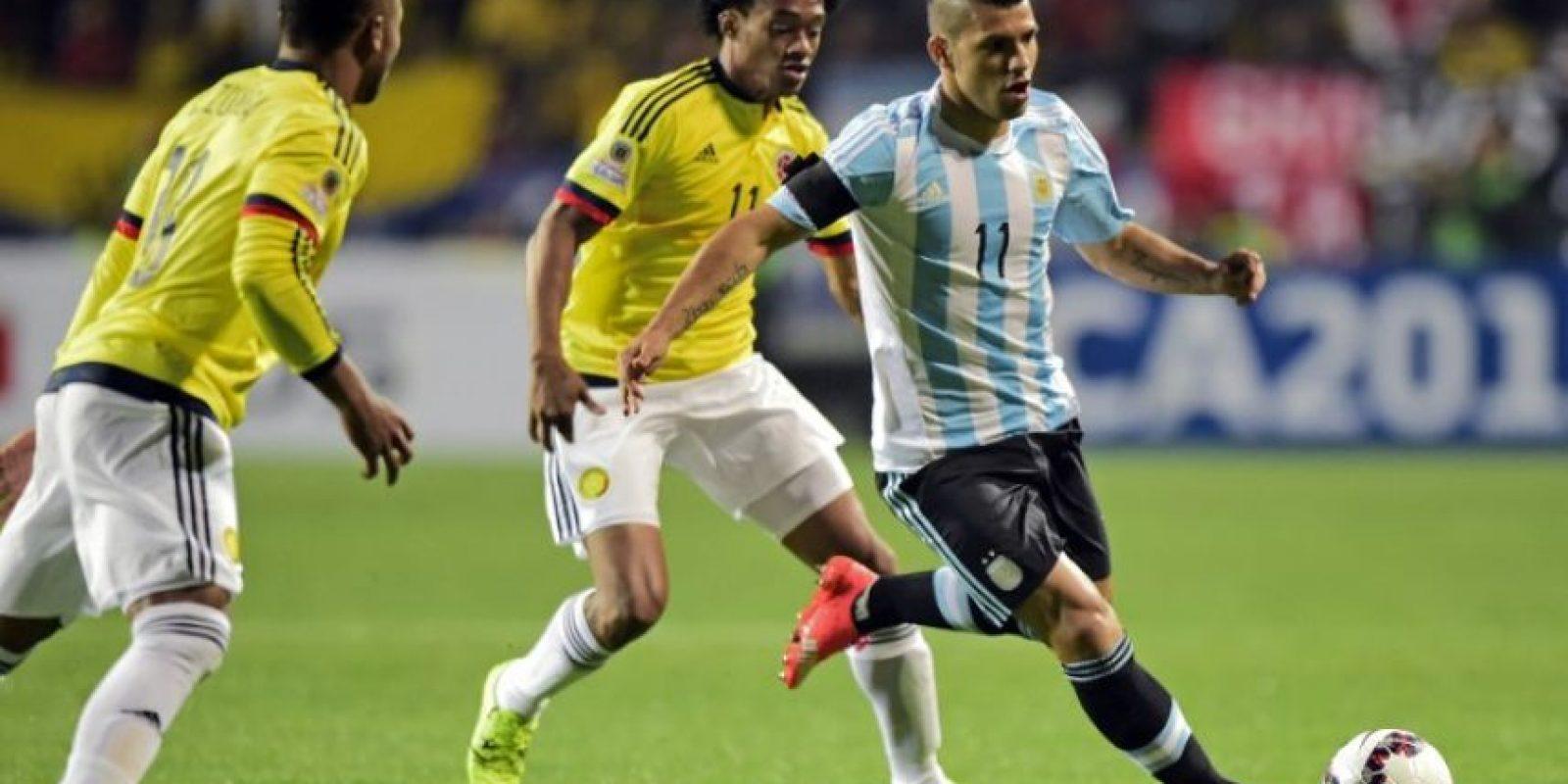 Empató sin goles y tuvo que definir desde el manchón penal Foto:AFP