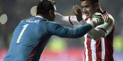 Empataron 1-1 en los 90 minutos Foto:AFP