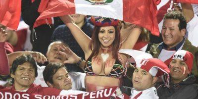 FOTOS: Ellas son las guapas aficionadas de la semifinal Chile vs. Perú
