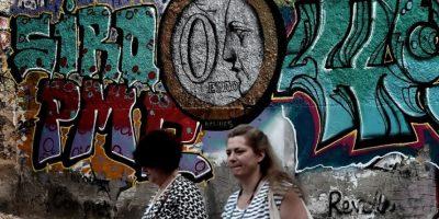 """3. Que se declare al país en moratoria. """"Con este acuerdo, el FMI no le prestaría dinero al gobierno de Tsipras y por lo tanto Grecia tendría que emitir su propia moneda, sería el regreso a un devaluado dracma"""", comenta Rosales. Foto:AFP"""