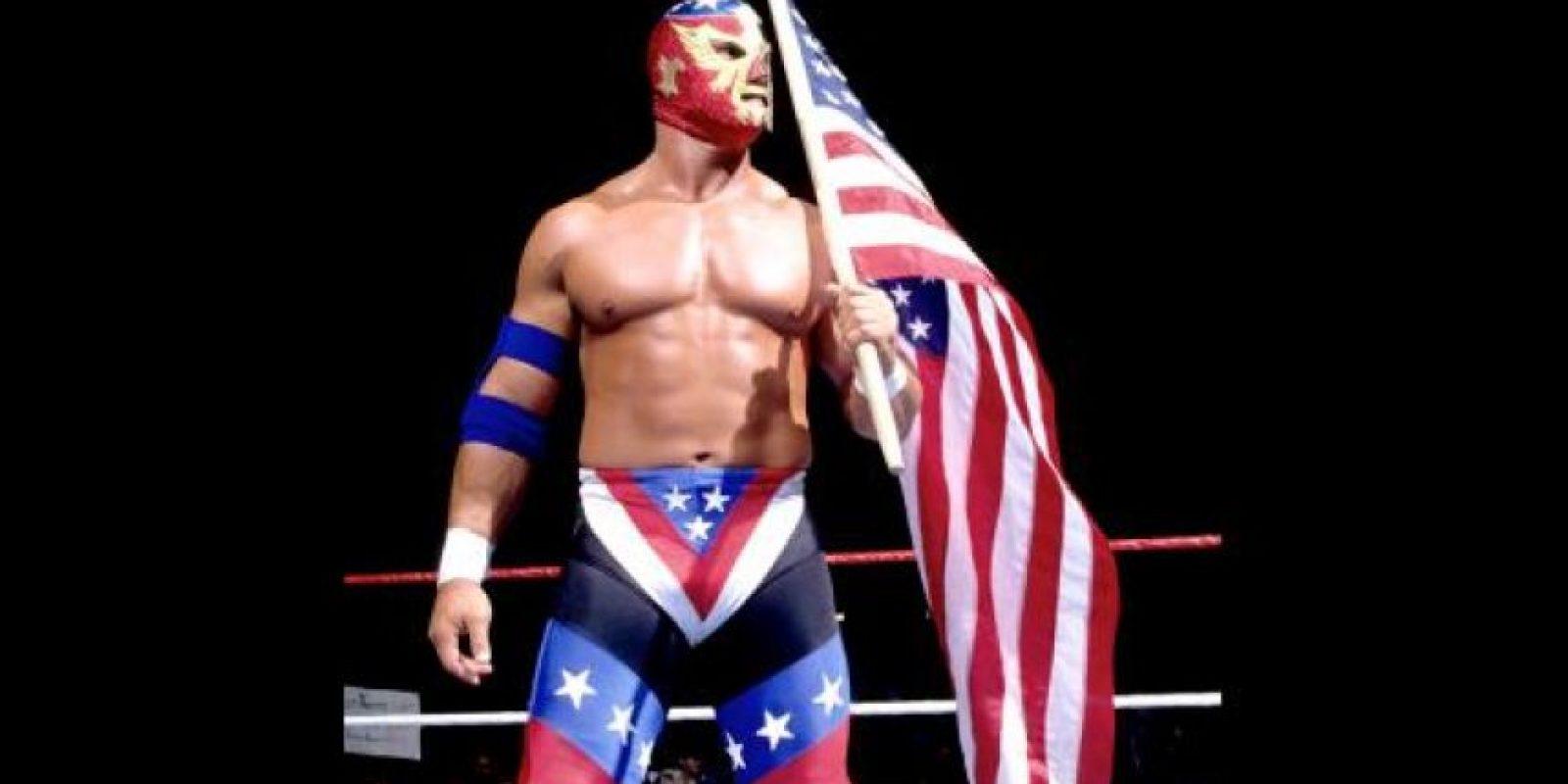 El Patriota Foto:WWE