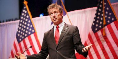 Rand Paul, senador Foto:Getty Images
