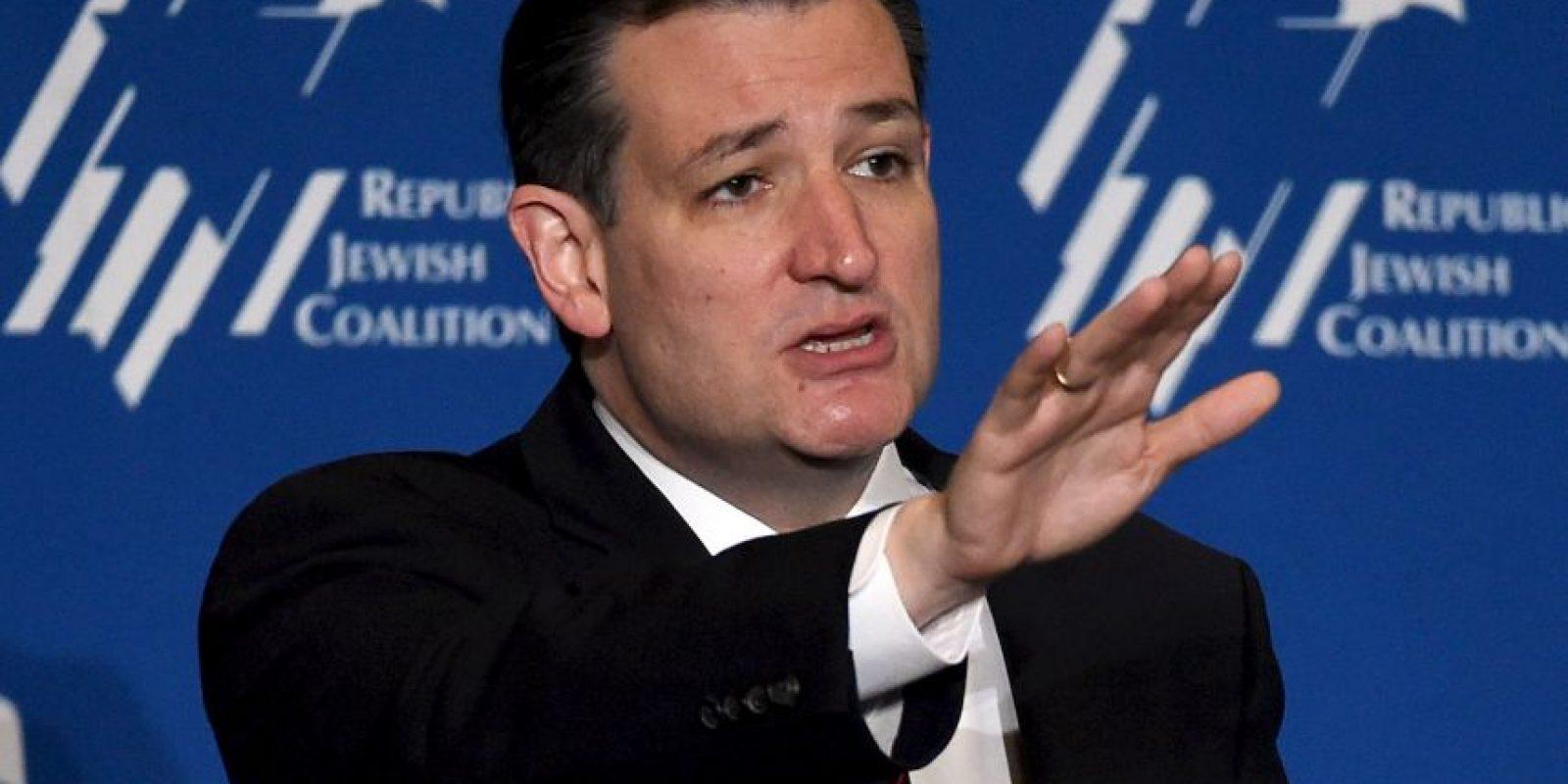 """""""Me estoy postulando para presidente y espero tener su apoyo"""" Foto:Getty Images"""