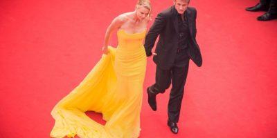 La última aparición de la pareja fue durante el festival de Cannes Foto:Getty Images