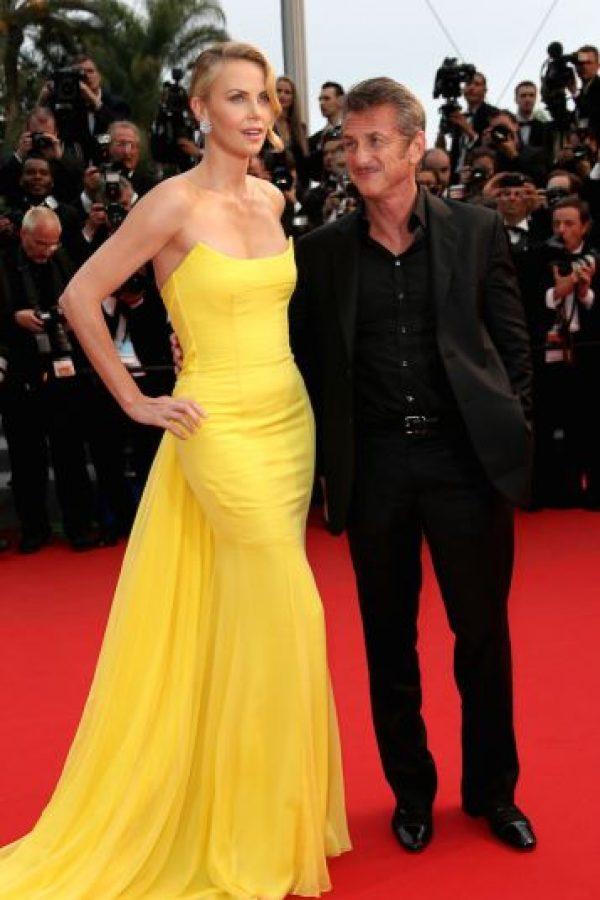 Hace unas semanas, Sean Penn y Charlize Theron concluyeron su noviazgo. Foto:Getty Images
