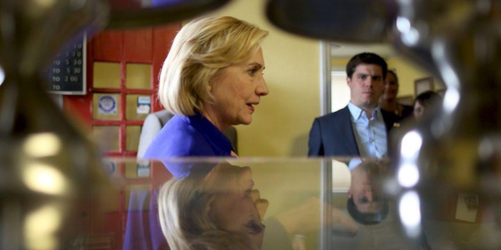 Hillary Clinton, exsecretaria de Estado y exprimera dama Foto:Getty Images