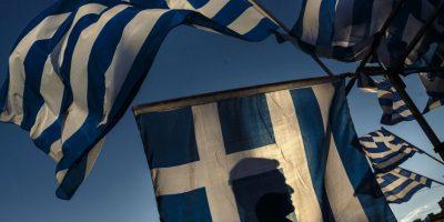 FOTOS. Así aprobó el parlamento griego su nuevo referéndum