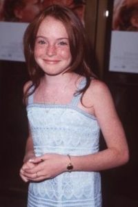 """Saltó a la fama por películas como """"Parent Trap"""" (1998) y """"Herbie"""" (2005) Foto:IMDB"""