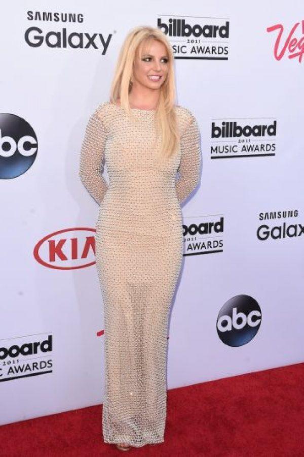 """Actualmente presentó su colección de lencería """"Intimate Britney Spears"""" . Foto:Getty Images"""