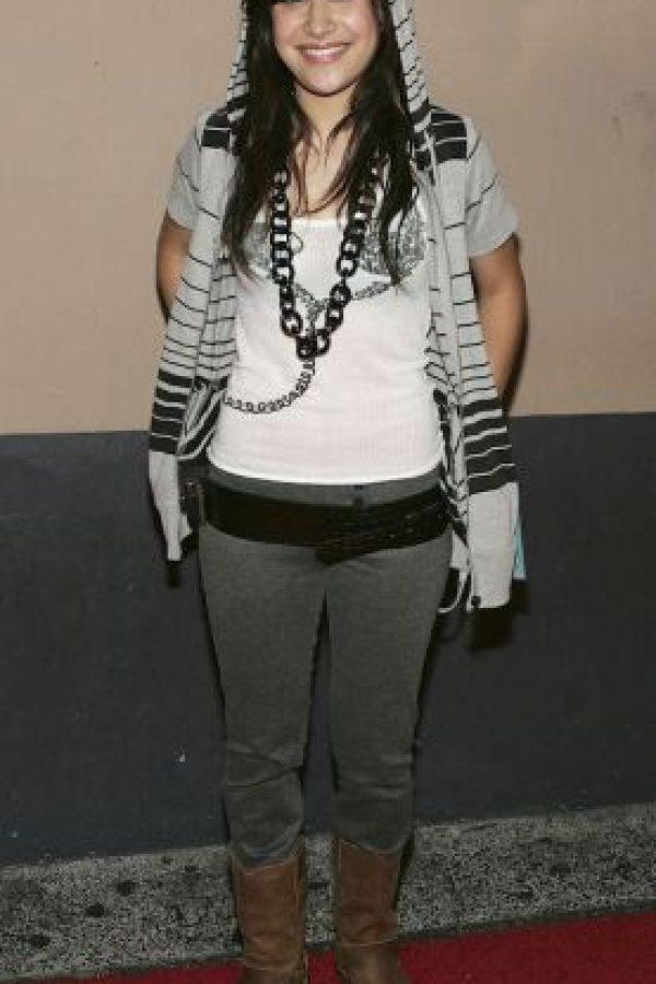 En 2008, la arrestaron por posesión de metanfetaminas. Foto:Getty Images