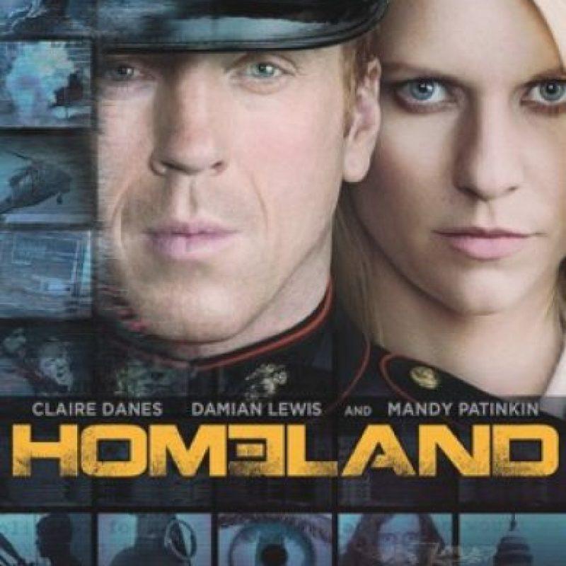 """""""Homeland"""" – Tercera temporada disponible a partir del 1 de julio. Foto:Showtime"""