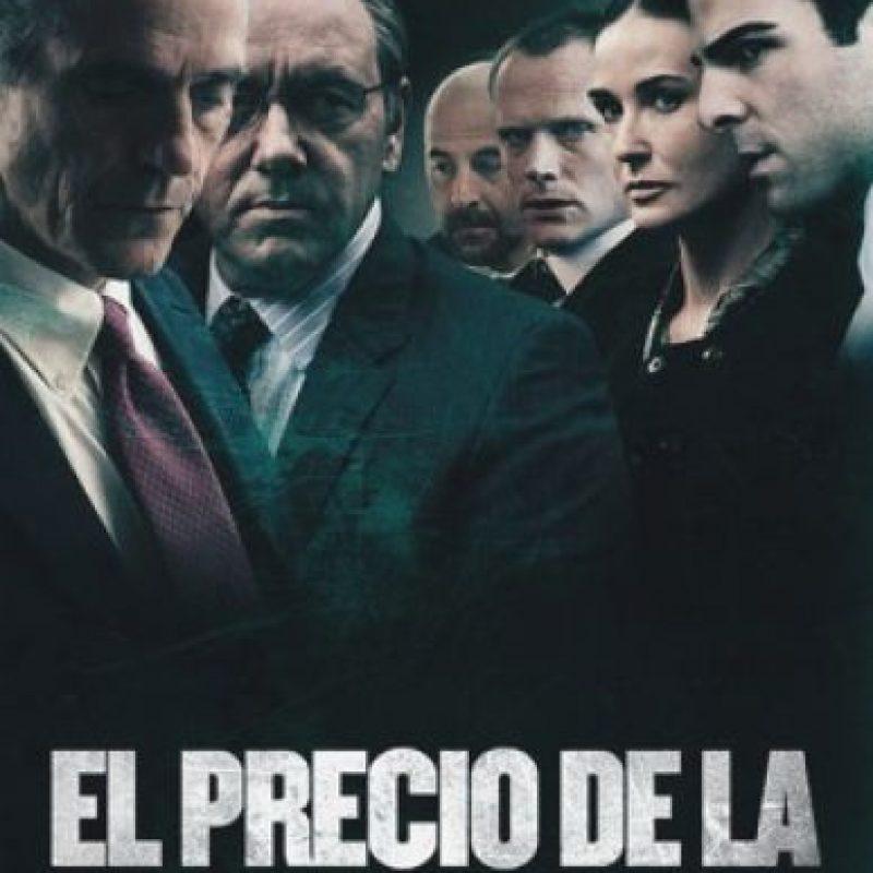 """""""El precio de la codicia"""" – Disponible a partir del 28 de julio. Foto:Lionsgate"""