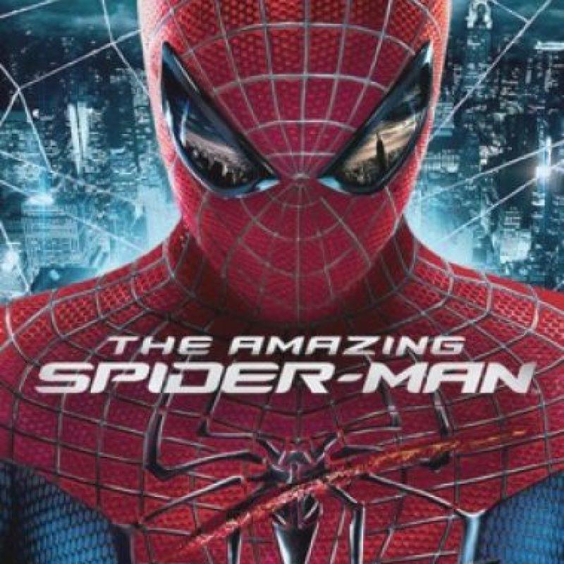 """""""The amazing Spider-Man"""" – Disponible a partir del 28 de julio. Foto:Columbia Pictures"""