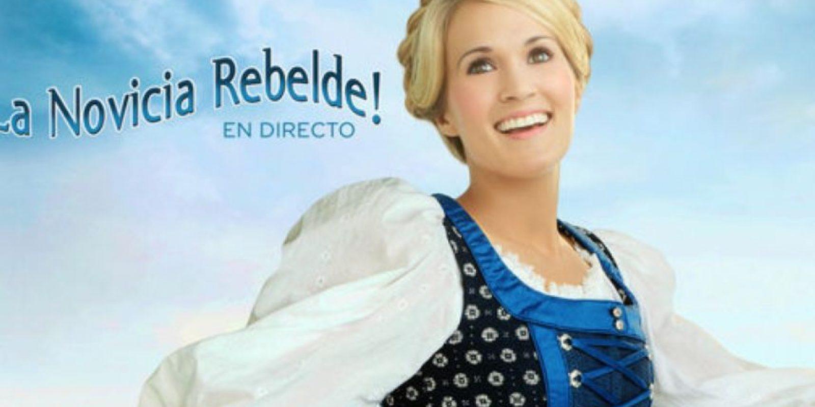"""""""¡La novicia rebelde! En directo"""" – Disponible a partir del 15 de julio. Foto:NBC Studios"""