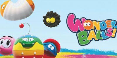 """""""Wonder balls"""" – Disponible a partir del 20 de julio. Foto:Synergy Media Group"""