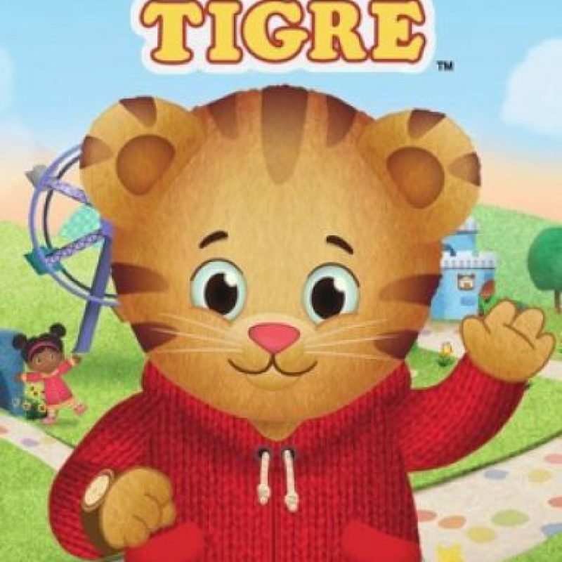 """Daniel tigre"" – Disponible a partir del 1 de julio. Foto:Blue Enterprises"