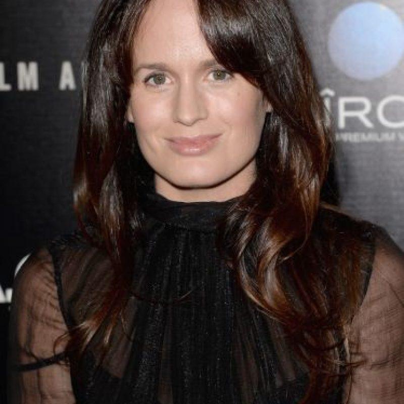 """La actriz participó en series como """"Grey's Anatomy"""", """"True Detective"""", """"Mad Men"""" y """"The Good Wife"""". Foto:Getty Images"""