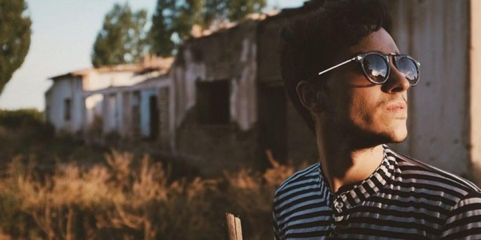 Desde muy pequeño se involucró en el mundo de la música. Foto:vía instagram.com/diegocuevascasale
