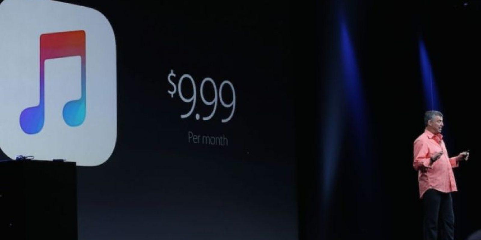 6) Precios competitivos. Foto:Apple