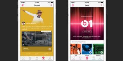 Apple Music cuenta con 37 millones de canciones; siete millones más en comparación con Spotify. Foto:Apple
