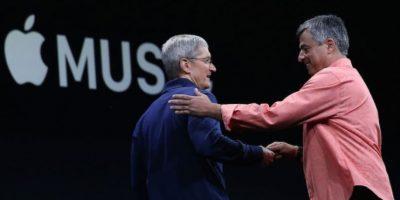 Apple Music no tiene comerciales debido a que su servicio se basa en las suscripciones. Foto:Getty Images