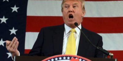 Donald Trump, empresario Foto:Getty Images