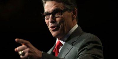 Rick Perry, exgobernador de Texas Foto:Getty Images