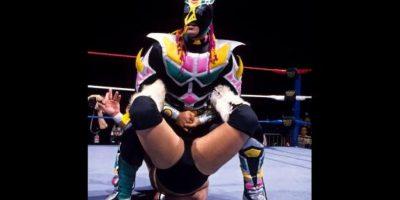 """Mosco de la Merced. Formó parte del grupo """"Vipers"""" en la AAA, durante la década de los noventas Foto:WWE"""