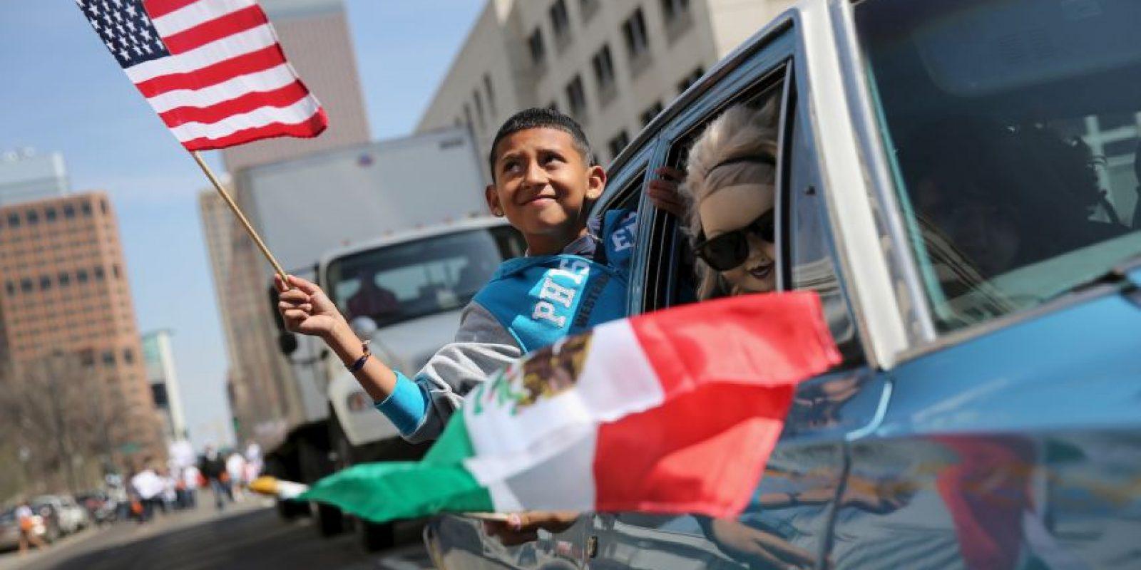 El tamaño de la comunidad hispana en el país es lo suficientemente grande como para influir directamente en el contenido de la programación de los medios de comunicación. Foto:Getty Images