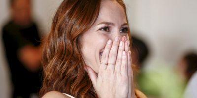 El actor fue captado cenando junto a la actriz Minka Kelly. Foto:Getty Images