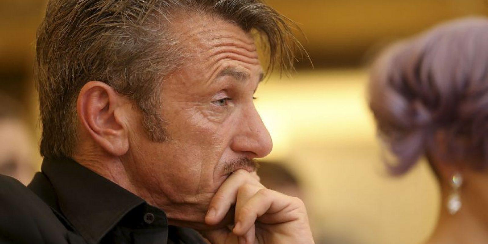 Pero parece que Sean Penn podría haber olvidado a Charlize. Foto:Getty Images
