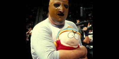 Golga. También peleó en la WWF como Earthquake Foto:WWE