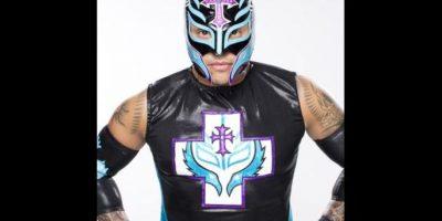 Rey Mysterio. Ha triunfado en México y la WWE Foto:WWE