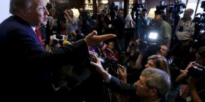 Donald Trump no para de hacer enemigos por sus comentarios. Foto:vía Getty Images