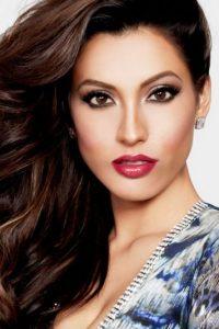 Natasha Martínez- Miss California Foto:Vía missuniverse.com