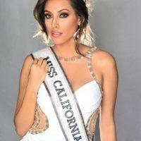 Actualmente está trabajando como conductora de televisión al sur de California Foto:Vía missuniverse.com