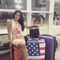 También fue coronada como Miss New York Teen en 2010 Foto:Vía instagram.com/thatiana.diaz/