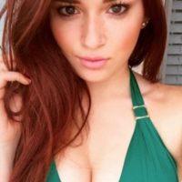 Mostró su entusiasmo por competir en Miss USA en su cuenta de Instagram Foto:Vía instagram.com/ylianna_guerra/