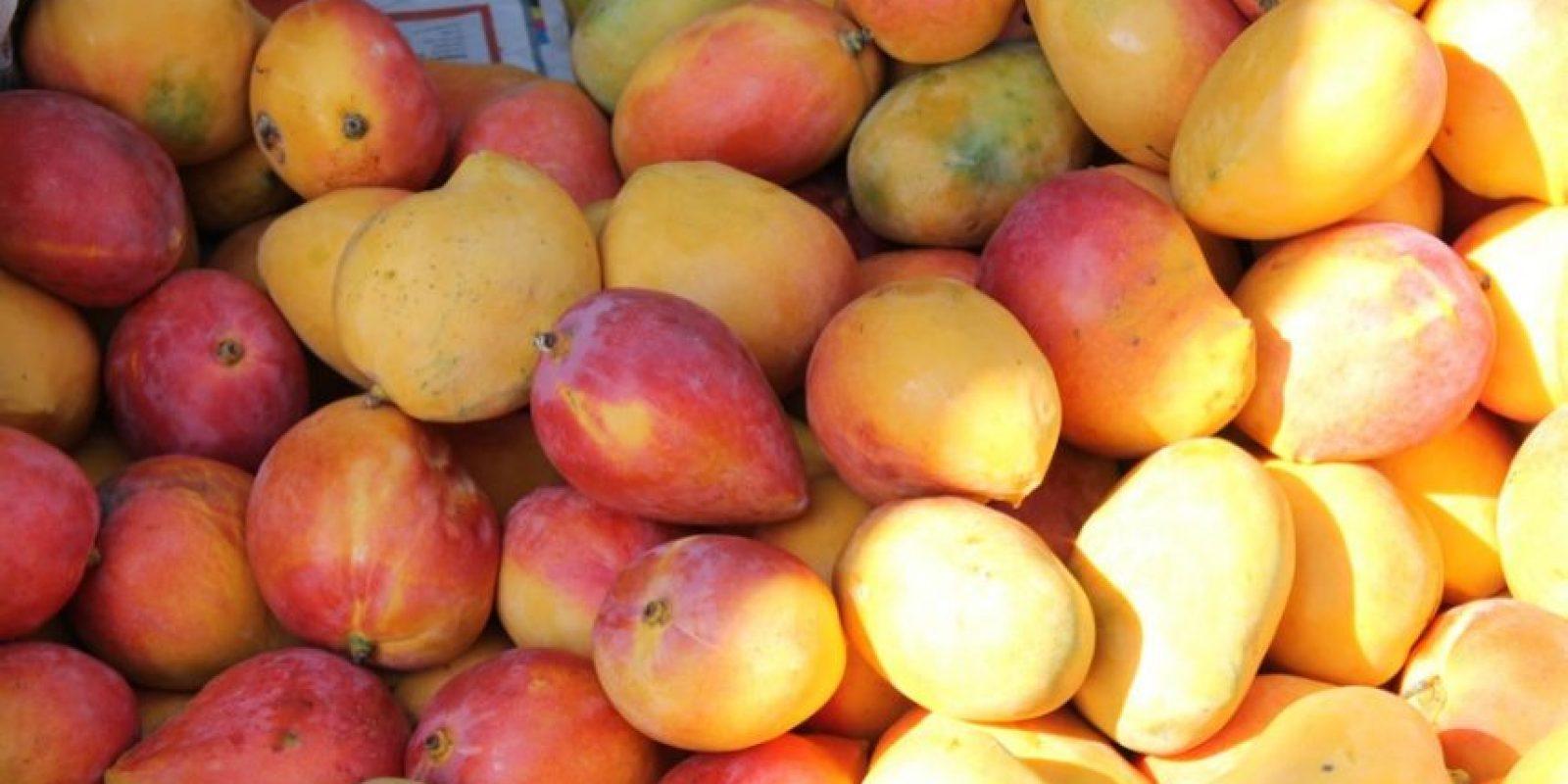 9. Mango. Foto:Pixabay