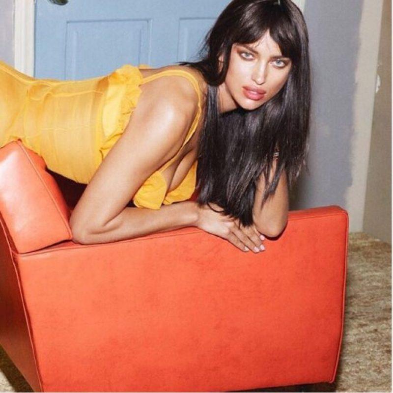 Así las publicó la modelo Foto:Vía instagram.com/irinashayk/