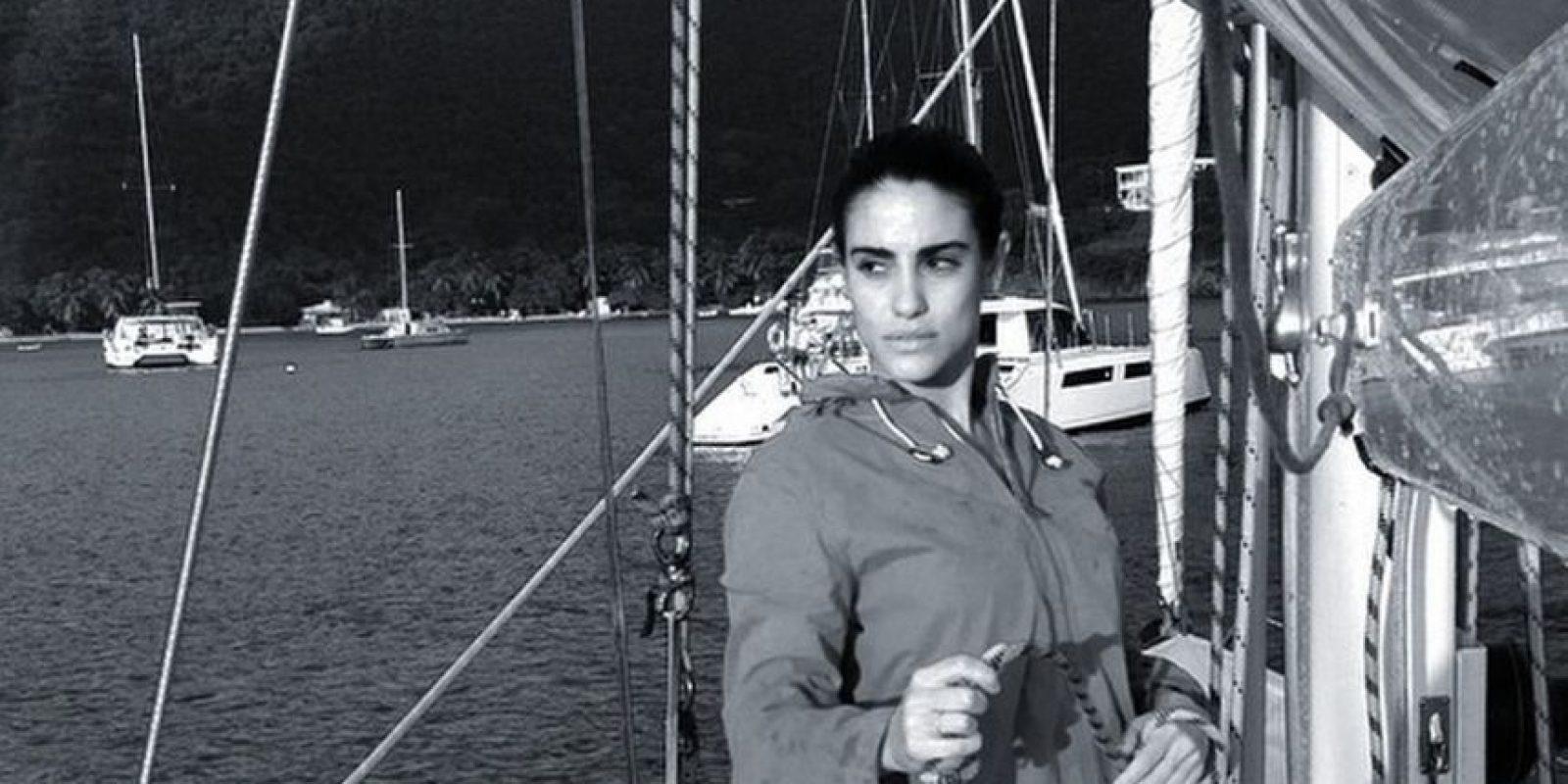 Foto:Vía instagram.com/luisa__moraes/