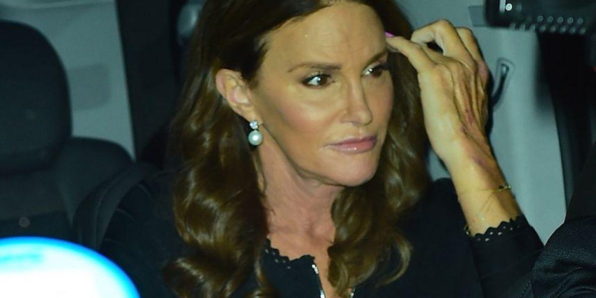 Caitlyn Jenner presume su figura y su buen gusto por la moda