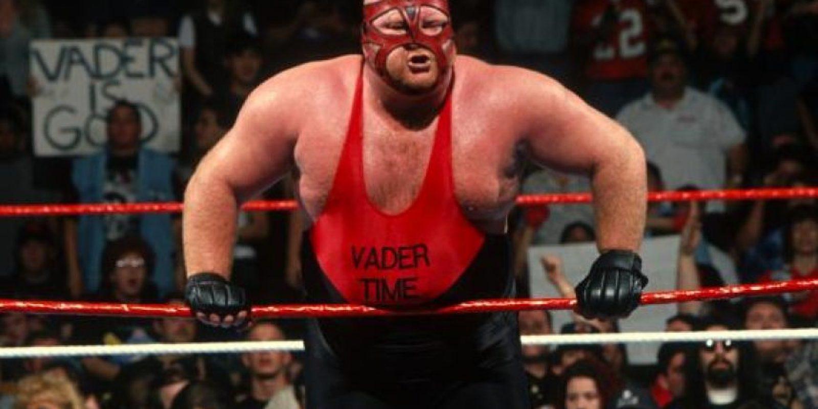 Vader Foto:WWE