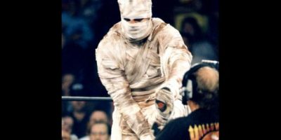 The Yeti Foto:WWE