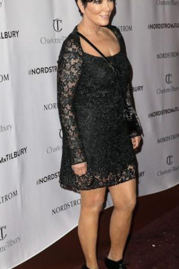 O como el vestido que le robó a una de sus hijas. Foto:Getty Images