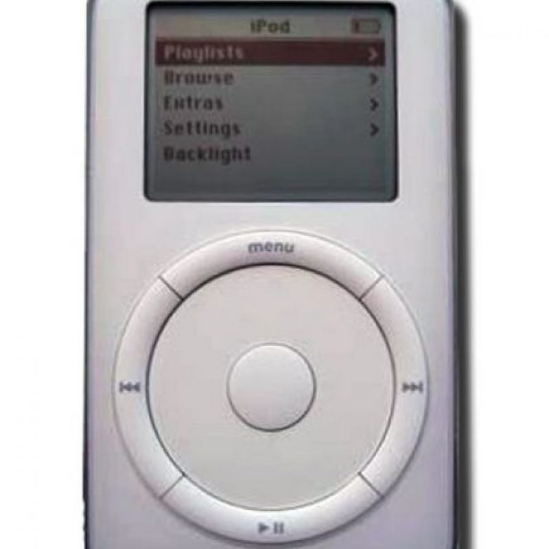 Segundo iPod Foto:Apple